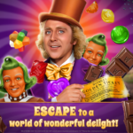 Willy Wonka's Sweet Adventure – A Match 3 Game APK Mod
