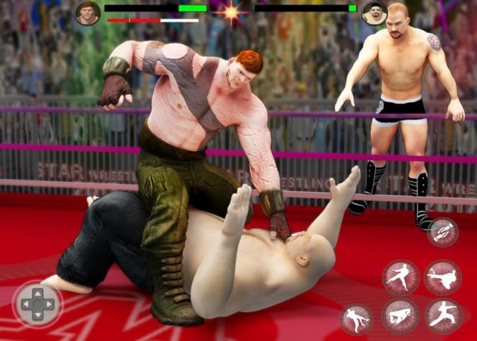 World Tag Team Wrestling Revolution Championship APK Mod