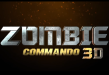 Zombie Commando 3D APK Mod